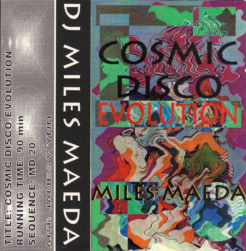 Cosmic Disco Evolution